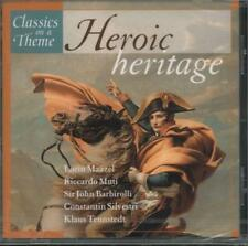 Various Classical(CD Album)Heroic Heritage-New