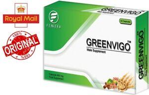 GreenVigo, Ultra Strong Male Virility Sexual Performance Pills, sexual desire!