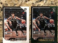 D'ANGELO RUSSELL 2018-19 PANINI NBA HOOPS GREEN PARALLEL /99