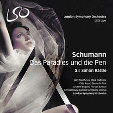 Sally Matthews Mark Padmore Kate Royal Berna - Schum (NEW CD+SACD+BLU-RAY AUDIO)