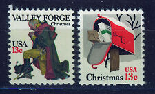 ESTADOS UNIDOS/USA 1977 MNH SC.1729/1730 Christmas