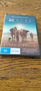 TRACKS DVD John Curran 2013 Mia Wasikowska Adam Driver NEW & SEALED