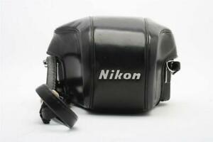 Nikon F CTT Ever Ready Black Camera Case 0131