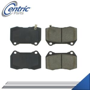 Front Brake Pads Set Left and Right For 2003-2004 INFINITI  G35