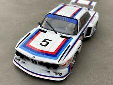 """Carrera Digital 132 30896 BMW 3.5 CSL """" No.5"""", 6h Watkins  Karosse+Chassis FOTOS"""