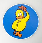 (PRL) 1970 ADESIVO STICKER PAPERO DUCK VINTAGE COLLECTION AUTOCOLLANT AUFKLEBER