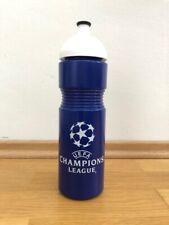 Seltene Trinkflasche UEFA Champions League Bottle von Spielern und Mannschaften!