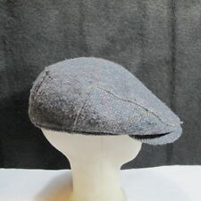 Vintage Quality Made Paperboy Hat Minnesota 100% Wool Size Large