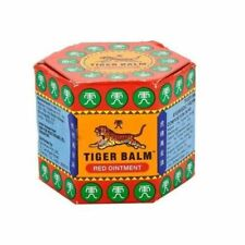 4 X Tiger Balm Red Relief 21ml Muscular Ache Pain Sprain Ointment Massage Rub