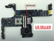 642754-001 Intel S989 Motherboard For HP EliteBook 8460P, AMD graphics US Loc A