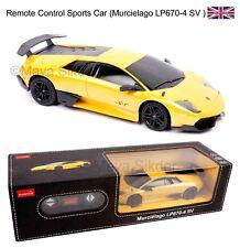 RC de radio control remoto de coches deportivos escala 1/24 Ferrari, Audi Coche De Juguete Regalo Nuevo
