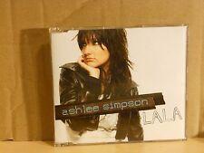 ASHLEE SIMPSON - LALA album version 3.42 - cds slim case PROMOZIONALE 2004