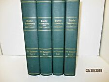 The Popular Commentary of The Bible O.T. & N.T. Vols. 1 & 2 by Paul E. Kretzmann