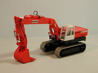 Resin 1/50 Poclain RC 200 Back Hoe - Ready Made Resin Model by Dan Models