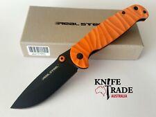 Real Steel H6 Special Edition II 7782 Folding Pocket Knife EDC Sandvik 14C28N