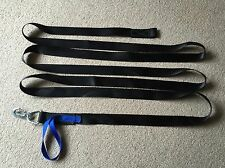 19 FOOT 6 inch WINCH STRAP WEBBING WITH QUALITY HOOK  BOAT TRAILER CAR ETC !!