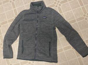 patagonia boys better fleece sweater Size Large(12)
