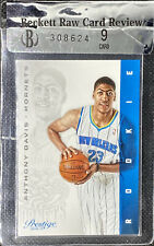 2012-13 Panini Prestige - #201 Anthony Davis RC - BGS Raw 9 New Orleans Hornets