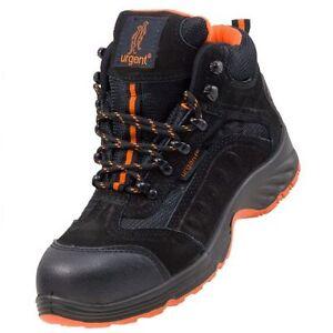 Arbeitsschuhe URGENT 103 SB Stiefel mit Stahlkappe Sicherheitsschuhe Original !