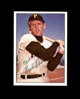 Frank Thomas Signed 1979 TCMA Baseball History Pittsburgh Pirates Autograph