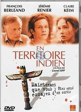 "DVD ""EN TERRITOIRE INDIEN""   Francois Berleand   NEUF SOUS BLISTER"