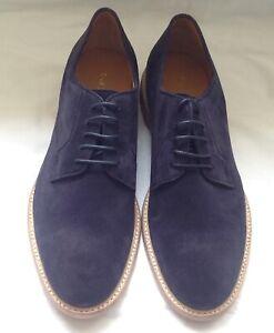 Paul Smith Men's Shoe Gale Dark Navy. Size 10UK