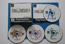 Final Fantasy IX pour PlayStation 1