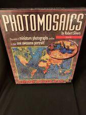 Photomosaic 1026-piece Jigsaw Puzzle: EARTH New Sealed