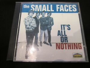 The Small Faces - Its All Or Nothing - Near Mint - NEW CASE!!!