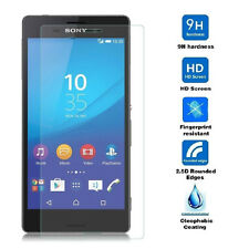 No.1 Tough Tempered Glass Screen Protector for Sony Xperia M5 Aqua