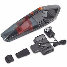 VonHaus 11.1V Handheld Vac Wet & Dry Car Van Cordless Bagless Vacuum Cleaner