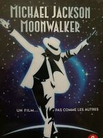 DVD - MICHAEL JACKSON - MOONWALKER