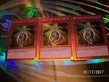 3x Dimension Guardian 1st Edition Gold Rare MVP1-ENG24 Yu-Gi-Oh!