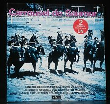 Carrousel de Saumur - Fanfare de l'école de cavalerie Fernand Muteau 2 LP/CV NM