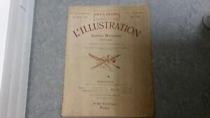 rare 29 janvier 1916 L'ILLUSTRATION N°3804 journal special GUERRE 1914-1918!