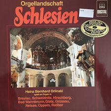 Orgellandchaft Schlesien - Orlinski - Orgeln in Breslau,etc. RAR- 2LP, Vinyl, F3