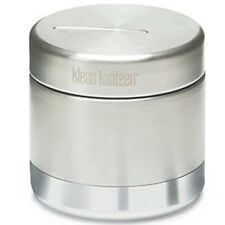 Klean Kanteen Vacuum Insulated 8 oz. Food Canister - Brushed Stainless
