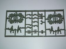 Hat 1/72 Scale WWII German Bicyclists Model Kit - Contains 1 Sprue
