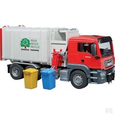 Bruder MAN TGS Refuse Truck 1:16 Scale Model