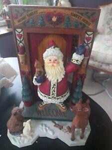 Demdaco Santa And Friends