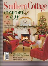 SOUTHERN COTTAGE MAGAZINE COMFORT & JOY WINTER 2015.