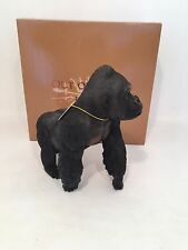 Out of Africa by Gorilla Figurine Ornament Beautiful *BRAND NEW IN BOX*
