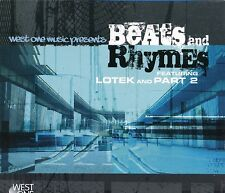 West One Music Media Library WOM 105 / Beats & Rhymes