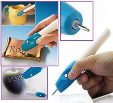 Electric Etching Engrave Carve Engraving Tool Pen Steel Jewellery Engraver PAT
