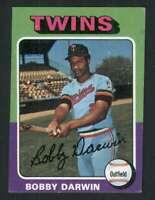1975 Topps #346 Bobby Darwin EXMT/EXMT+ Twins 67740