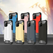 New Slim 2-Piece Hybrid Shockproof Armor Case Cover for Samsung S20 S20+ & Ultra