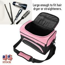 Pro Hairdressing Hair Equipment Salon Tool Carrying Bag Travel Storage Case US