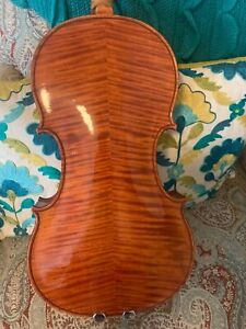 FINE OLD ANTIQUE FRENCH MASTER VIOLIN MADE BY JULES LAVEST, MONTLUCON CIRCA 1930