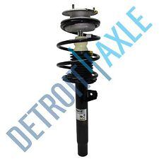 NEW Complete Front BMW Quick Install Ready Strut Assembly with Spring and Mounts