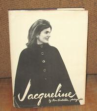 SIGNED Ron Galella Jacqueline Jackie Kennedy Onassis 7 Original Photographs HC